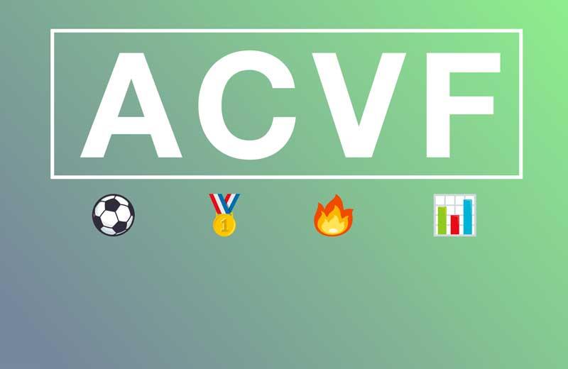 ACVF - Meilleurs buteurs