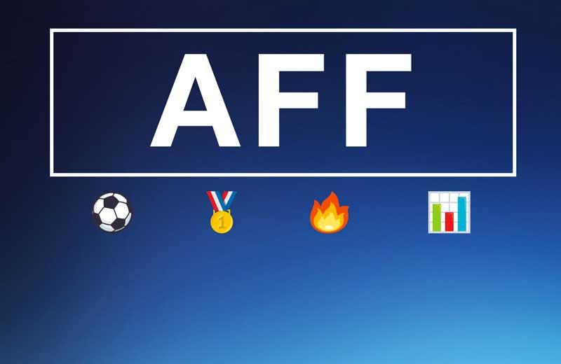 AFF - Stats et Meilleurs buteurs