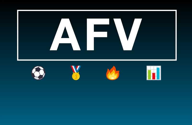AFV - Beste Torschützen