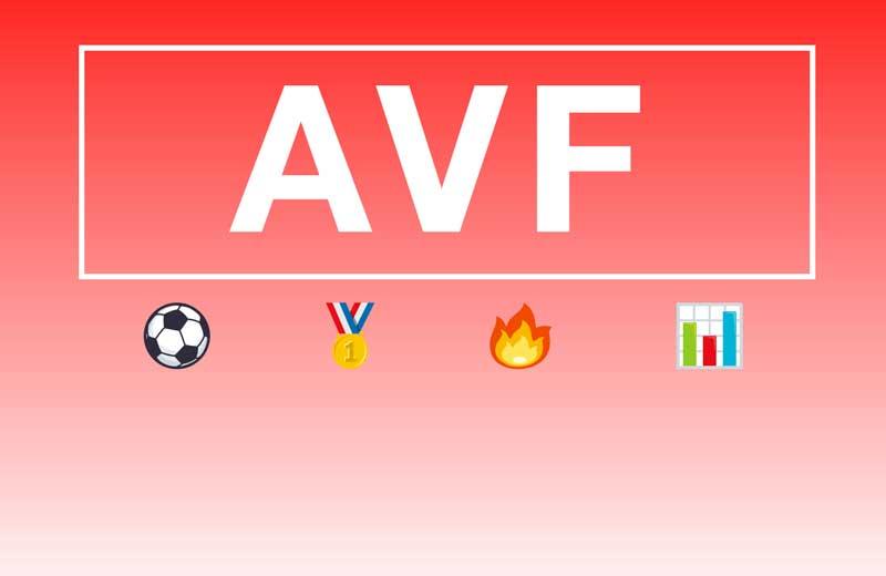AVF - Stats et Meilleurs buteurs