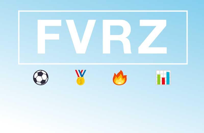 FVRZ - Beste Torschützen