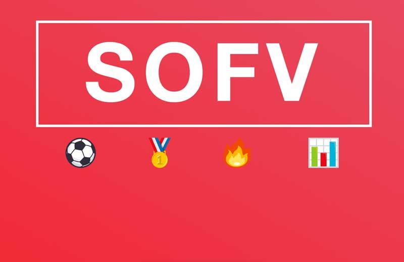 SOFV - Beste Torschützen